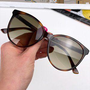 🔥 Gucci Sunglasses GG0377SK 003 Women